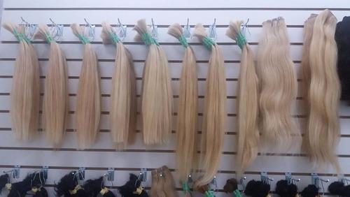 Bulk Blonde Hair