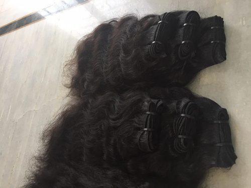 Virgin Curly Temple Hair