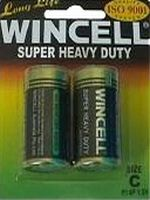 C 2 Wincell Super Heavy Duty Batteries