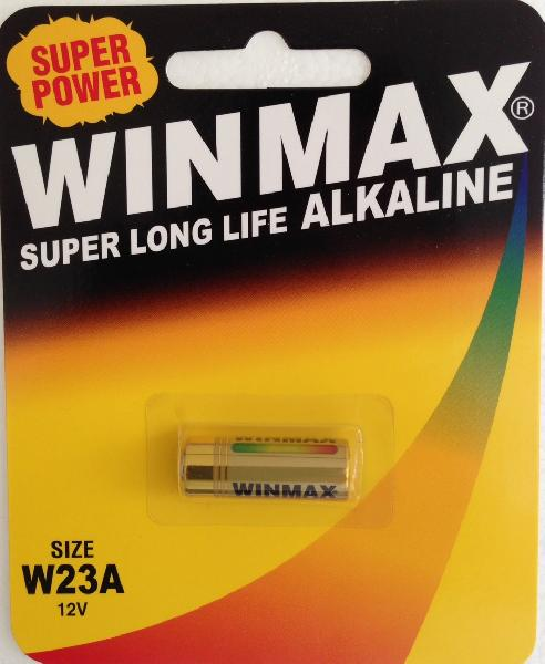 23A Winmax Digital Alkaline Batteries