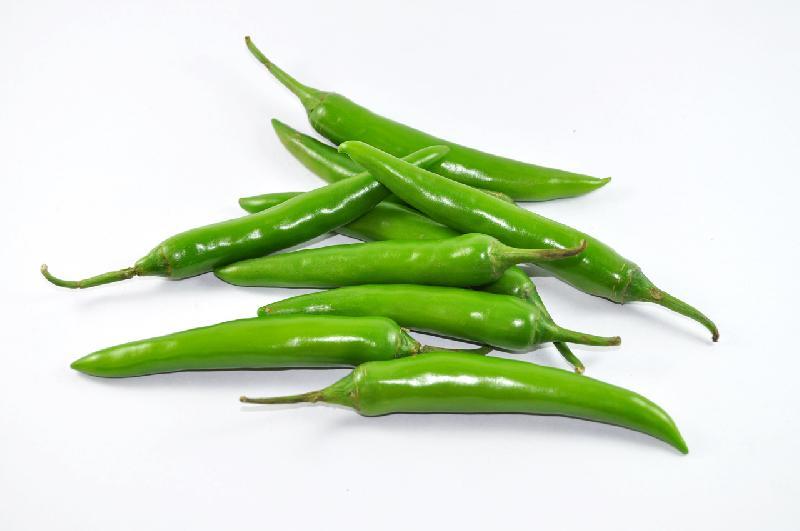 Fresh Green Chili 02