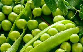 Fresh Green Peas 02