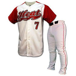 WB-1203 Baseball Uniform