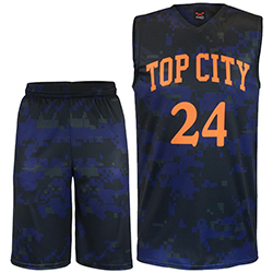 WB-1306 Basketball Uniform