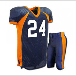 WB-1603 American Football Uniform