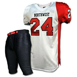 WB-1607 American Football Uniform