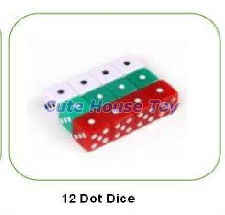 12 Dot Dice
