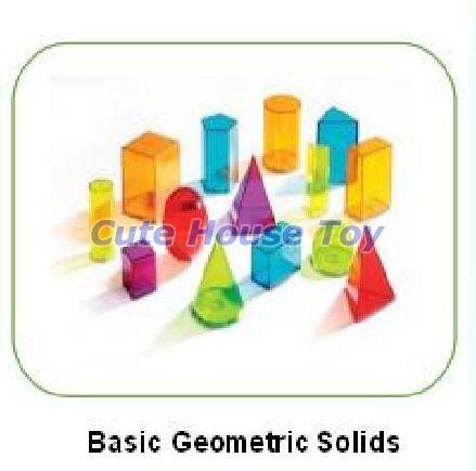 Basic Geometric Solids