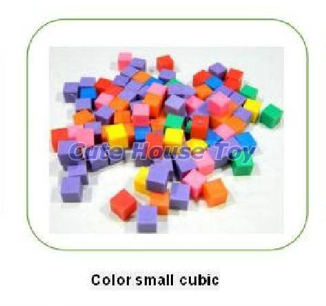 Color Small Cubic