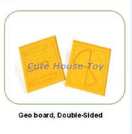 Double Sided Geo Board
