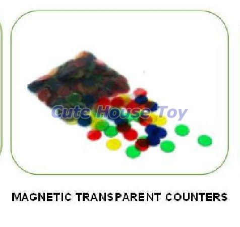 Magnetic Transparent Counters