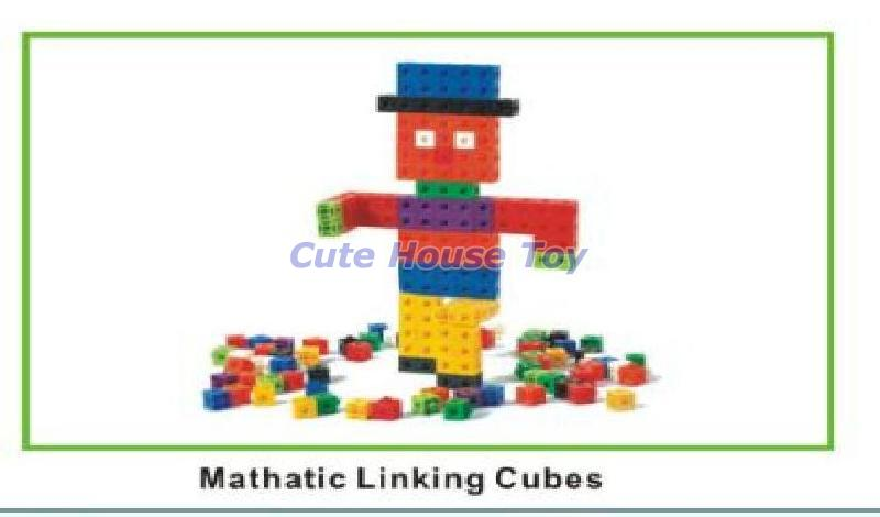 Mathatic Linking Cubes