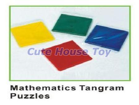 Mathematics Tangram Puzzles