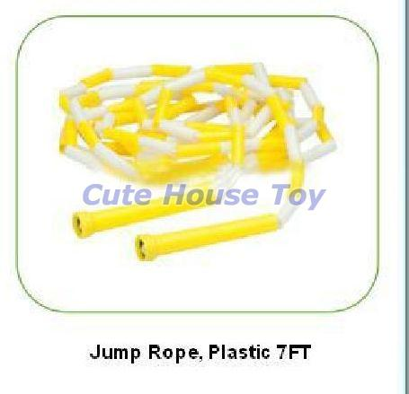 Plastic 7 FT Jump Rope