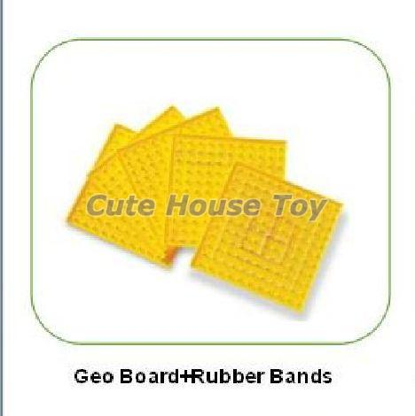 Rubber Bands Geo Board