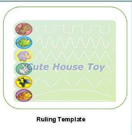 Ruling Template