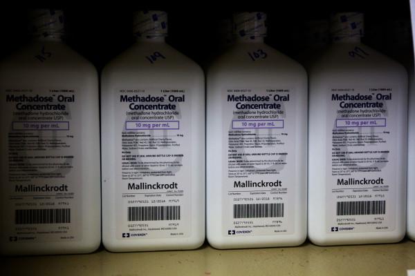 Methadone Oral Concentrate