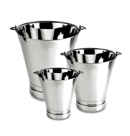 22g Stainless Steel Buckets