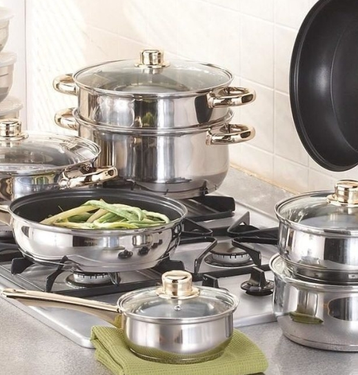 Stainless Steel Hot Pot 01