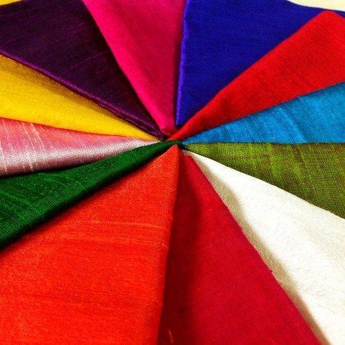 Gold Dupion Silk Fabric