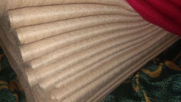 100% Cotton Cashmere Shawl 06