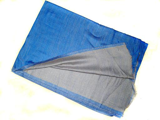 Reversible Fine Wool Stole 01