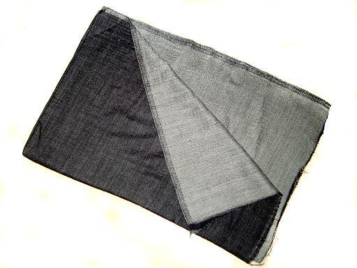 Reversible Fine Wool Stole 02