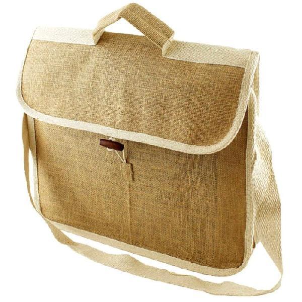 Jute Laptop Bag 02