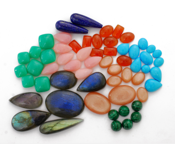 Cabochon Gemstones