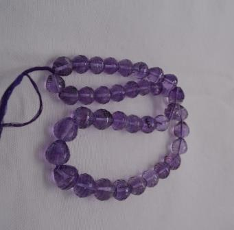 Concave Cut Beads