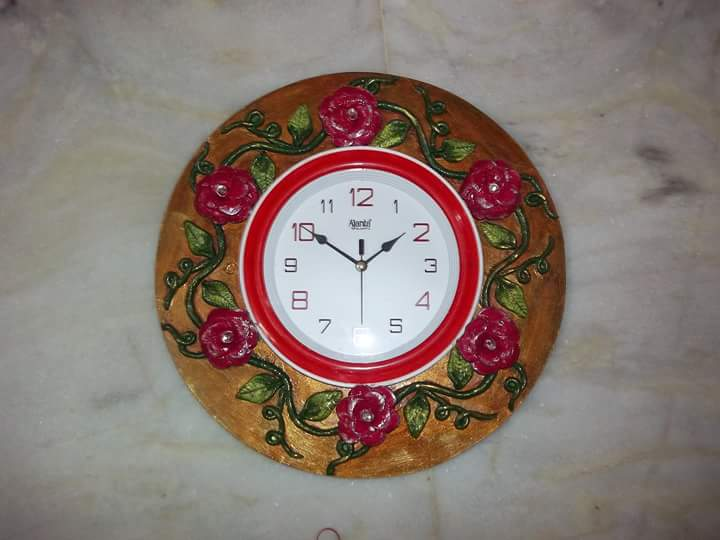 Paper Mesh Watch 04