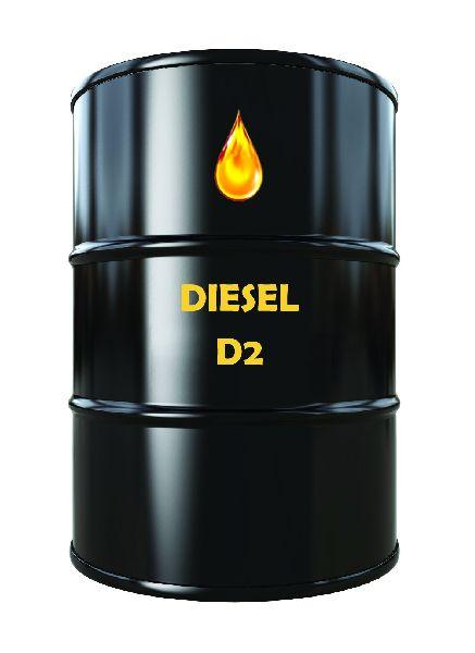 D2 Diesel Fuel Oil