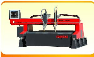 CNC Plasma Gas Profile Cutting Machine