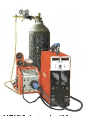 MIG and MAG Inverter Welding Machine