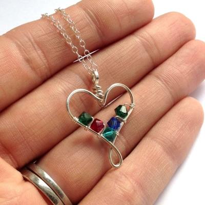 Handmade Heart Shaped Pendant