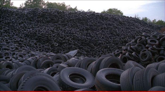 Tyre Scrap 05