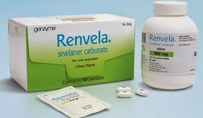 Sevelamer tablets