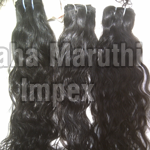 Weft Remy Human Hair 01