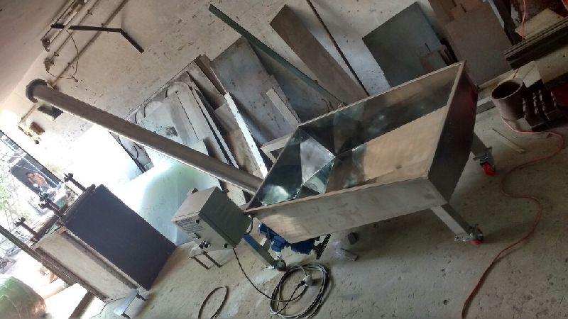 Inclined Screw Conveyor 02