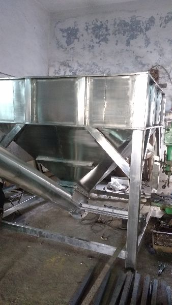 Inclined Screw Conveyor 03