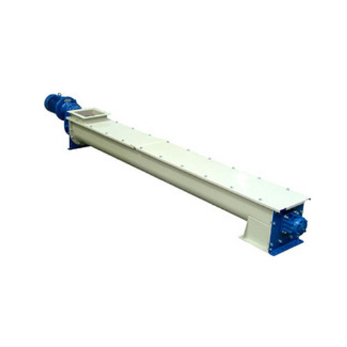 U Trough Screw Conveyor
