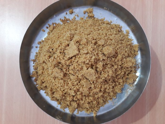 Flavoured Jaggery Powder