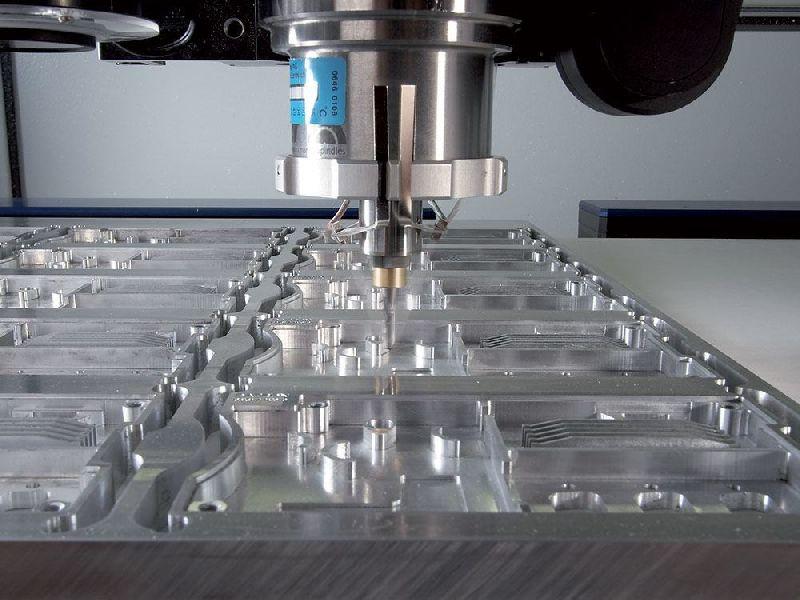Aluminum Machined Component 03