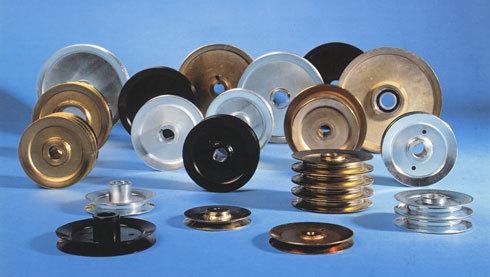 Conveyor Spare Parts 02