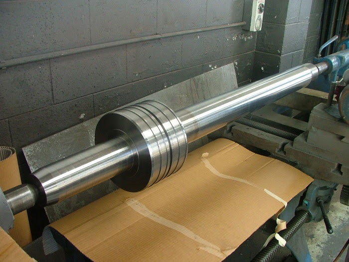 Hydraulic Piston Rod 02