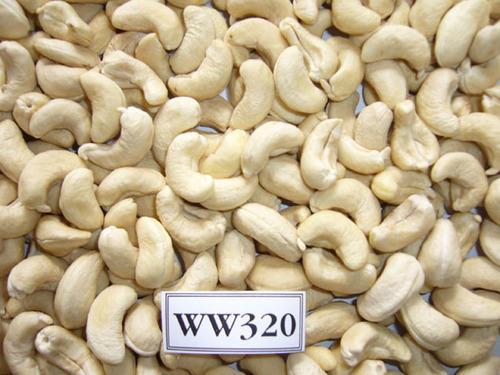WW320 Salted Cashew Nuts