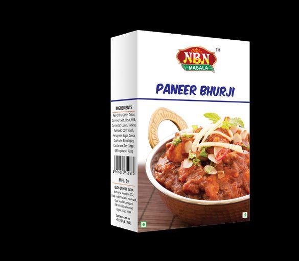 Paneer Bhurji Punjabi Gravy Masala
