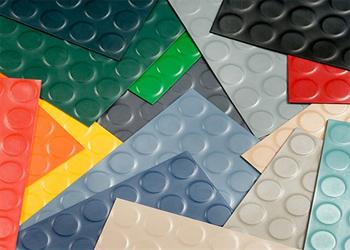 Studded Rubber Floorings