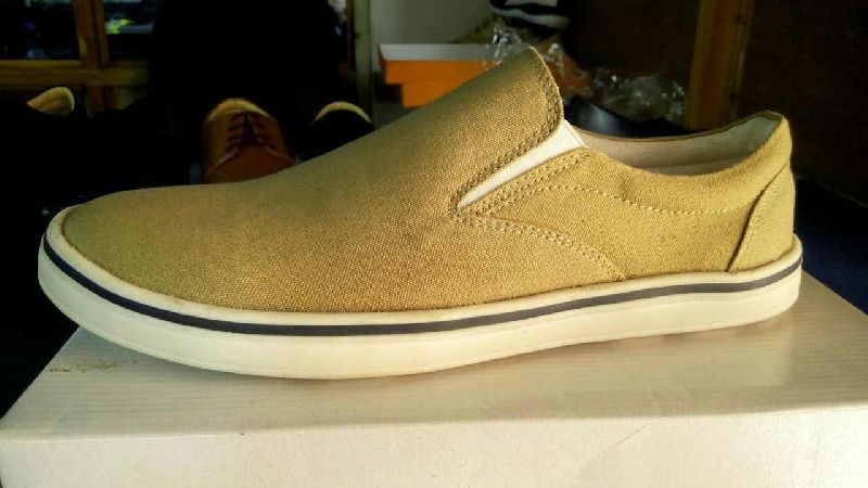 Mens Canvas Shoes 02