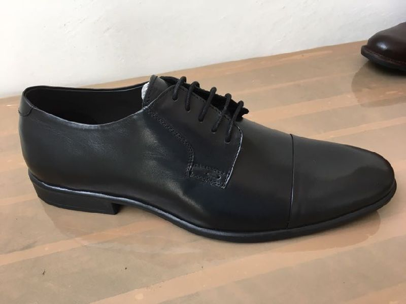 Mens Leather Sheet Sole Shoes 03